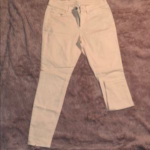 LOFT blush pink jeans